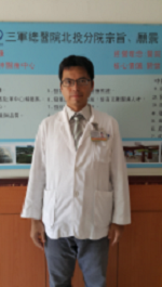 Dr.CHONG-JHIH SYU Indication